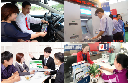 Xu hướng tăng quy mô và tỷ trọng thu nhập từ dịch vụ phi tín dụng trong tổng thu nhập của ngân hàng thương mại Việt Nam