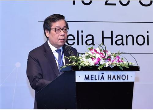 Phó Thống đốc Nguyễn Kim Anh khai mạc Hội nghị lần thứ 3 Mạng lưới các cơ quan Thông tin tín dụng Châu Á