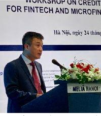 Hoạt động thông tin tín dụng đối với các tổ chức tài chính vi mô và fintech