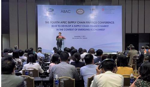 Hội nghị APEC lần 4 về Tài trợ chuỗi cung ứng tại TP. Hồ Chí Minh