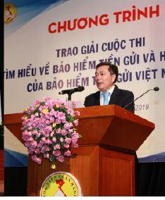 Trao giải cuộc thi: Tìm hiểu về bảo hiểm tiền gửi và hoạt động của bảo hiểm tiền gửi Việt Nam