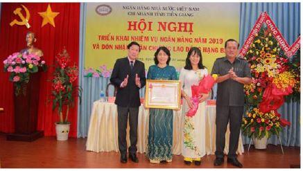 Một số hoạt động nổi bật của hệ thống ngân hàng trên địa bàn tỉnh Tiền Giang