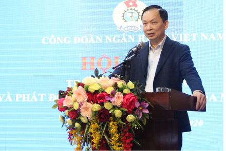 Công đoàn Ngân hàng Việt Nam triển khai và phát động phong trào thi đua năm 2020
