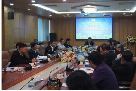 Công đoàn Ngân hàng Việt Nam  chung tay chống hạn mặn và dịch Covid-19