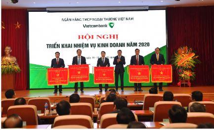 Vietcombank  nỗ lực và bứt phá để khẳng định vị thế Ngân hàng số 1 Việt Nam