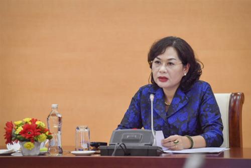 Phó Thống đốc Nguyễn Thị Hồng tham dự Hội nghị trực tuyến Ủy ban điều hành SEACEN lần thứ 19