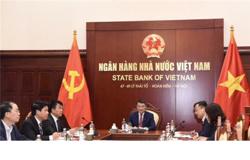 Hợp tác song phương giữa NHNN Việt Nam và NHTW Thái Lan đã thực sự khởi sắc