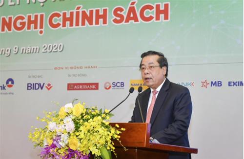 """Diễn đàn Toàn cảnh ngân hàng Việt Nam 2020 """"Tái cơ cấu, xử lý nợ xấu: Kết quả và khuyến nghị chính sách"""""""