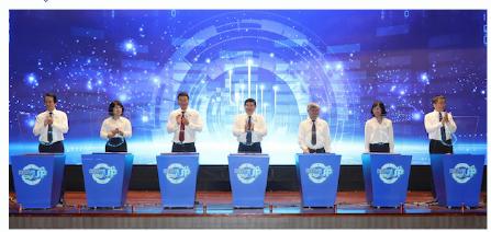 """BIDV và """"cuộc cách mạng"""" chuyển đổi số  trong hoạt động ngân hàng"""