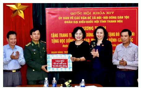 Công tác dân vận góp phần xây dựng Đảng bộ cơ quan Ngân hàng Trung ương trong sạch, vững mạnh