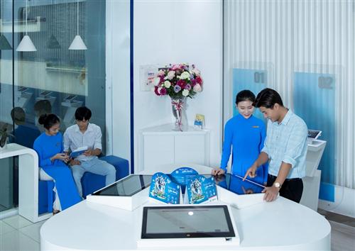 Công nghệ thông tin BIDV - Dặm dài phát triển