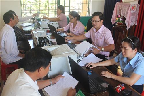 Ngân hàng Chính sách xã hội tỉnh Đắk Nông thực hiện tốt công tác quản lý nhà nước về chính sách tín dụng ưu đãi